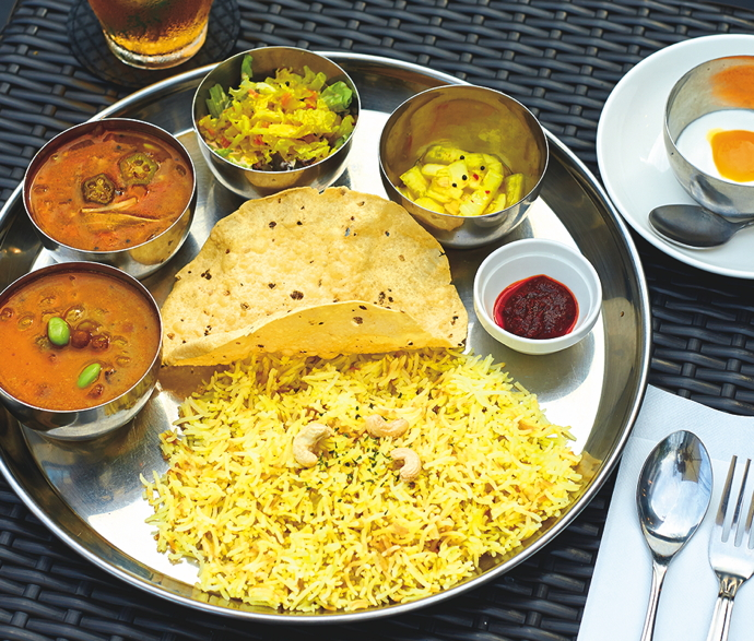 インド料理 シャージ