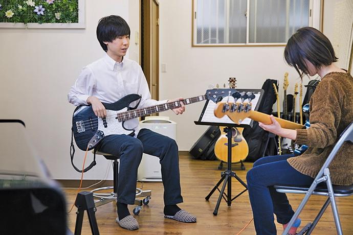 シークミュージックスクール 茅ヶ崎校